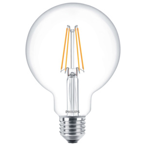 FILAMENT Classic LEDglobe 7-60W E27 827 G93 ND retro LED žiarovka