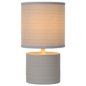 Stolná lampa GREASBO GREY