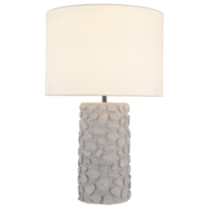 ACA DECOR Stolná lampa CONCRETE