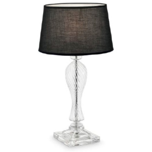 Ideal Lux Stolná lampa VOGA NERO