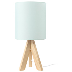 ACA DECOR Stolná lampa Pale Mint