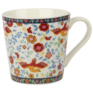Hrnček z kostného porcelánu Churchill China Hidden Siong, 325 ml