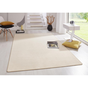 Hanse Home Collection koberce KRUH 200x200 cm Koberec Fancy 103003 Beige - 200x200 kruh cm