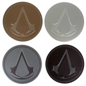Assasins Creed - Logo Podtácok