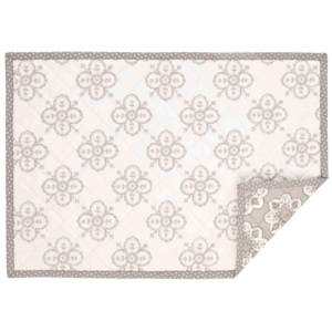 Prestieranie Mixed Patterns Grey - 48 * 33 cm - sada 6ks