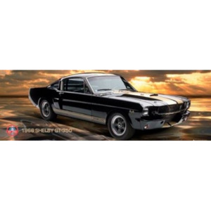 Plagát - Ford Shelby mustang 66 GT350