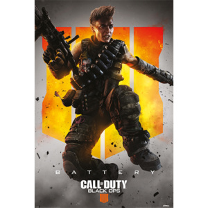 Plagát, Obraz - Call Of Duty – Black Ops 4 - Battery, (61 x 91,5 cm)
