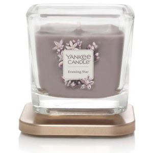 Yankee Candle vonná sviečka Elevation Evening Star hranatá malá s 1 knôtom