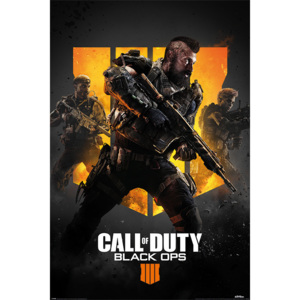 Plagát, Obraz - Call of Duty: Black Ops 4 - Trio, (61 x 91,5 cm)