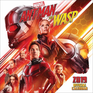 Kalendár 2019 Ant-man And The Wasp