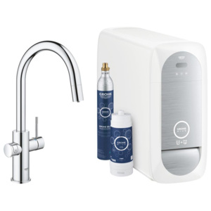 Grohe GROHE Blue Home OHM sink C-spout EU G31541000