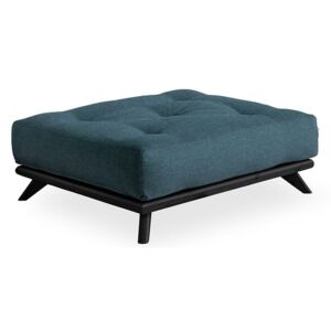 KARUP DESIGN Podnožka Senza – Black/Deep Blue