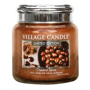 VILLAGE CANDLE - Chestnut Spice - 85-105 METAL
