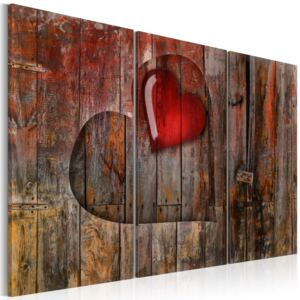 Obraz - Heart to heart 60x40