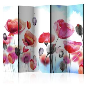 Paraván - Swaying with the Wind II [Room Dividers] 225x172