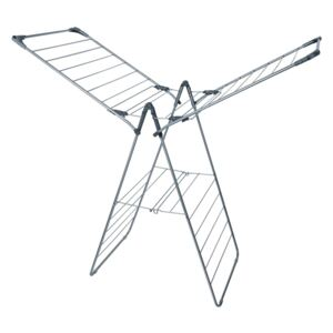 Sušiak na bielizeň Addis 13,5M Large X Wing Airer Graphite Metallic