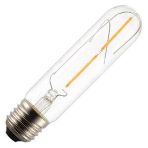 Diolamp LED Tubular T30 E27 2W 2700K retro LED žiarovka