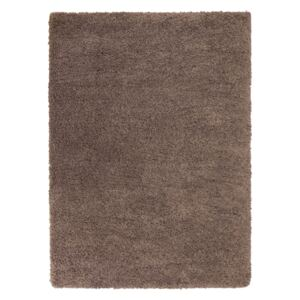 Flair Rugs koberce Kusový koberec Brilliance Sparks Light-brown - 60x110 cm