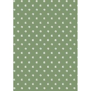 Baliaci papier Four-leaved Clovers – 10 m