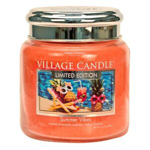 VILLAGE CANDLE - Summer Vibes - 85-105 METAL