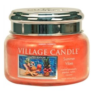 VILLAGE CANDLE - Summer Vibes - 45-55 METAL