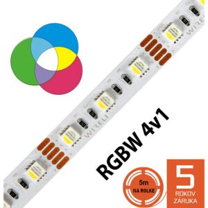 Wireli LED pás RGB-W 5050/60 - 12V - 19,2W 3202025601