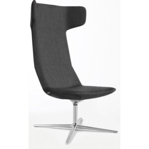 LD SEATING - Kreslo FLEXI LOUNGE/XL-F27-N
