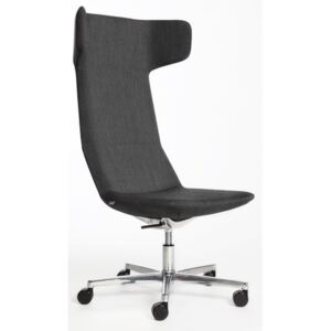 LD SEATING - Kreslo FLEXI LOUNGE/XL-F37-N6
