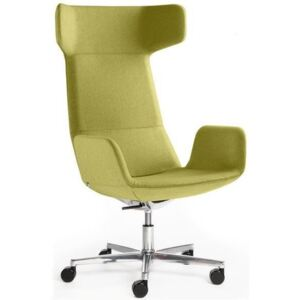 LD SEATING - Kreslo FLEXI LOUNGE/XL-BR-F37-N6