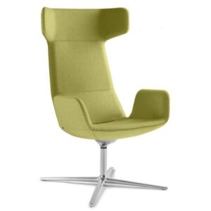 LD SEATING - Kreslo FLEXI LOUNGE/XL-BR-F27-N