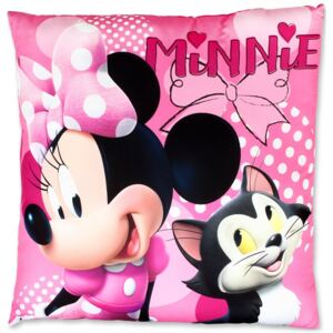 Setino · Vankúš Minnie Mouse - Disney - 40 x 40 cm