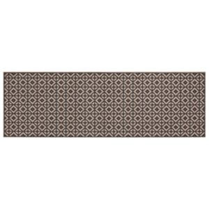 Zala Living - Hanse Home koberce behúň Bona 60x180 Cook & Clean 103360 brown - 60x180 cm