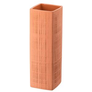 Rosenthal Sixty and Twelve váza Structura Fabric, Coral, 27 cm