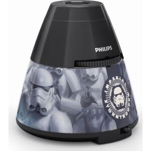 Philips Projektor a nočná LED lampa Star Wars 71769/99/16