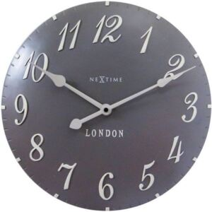 NEXTIME London Arabic Grey