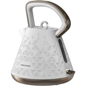 Morphy Richards Limited retro Prism White
