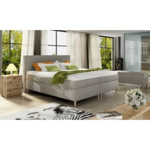 WRL Boxspring Scandia + topper
