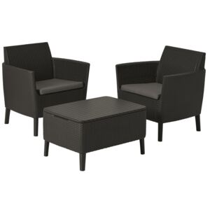 Allibert Salema balcony - grafit