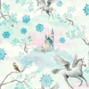 Arthouse Tapeta na stenu - Fairytale Fairytale Ice Blue