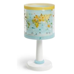 Stolná lampa DALBER BABY WORLD 40721 multicolor