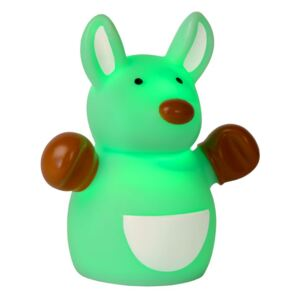Lucide 71552/21/33 | COLOR ZOO Kangaroo H10cm Green