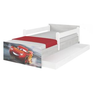 DO Disney Max 160x80 posteľ Cars3 Mcqueen