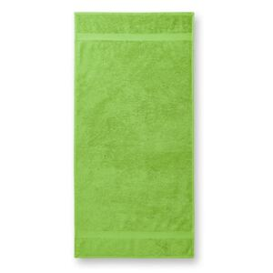 Adler Uterák Terry Towel - Apple green | 50 x 100 cm