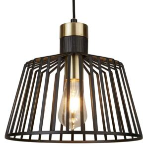 Searchlight BIRD CAGE 9411BK