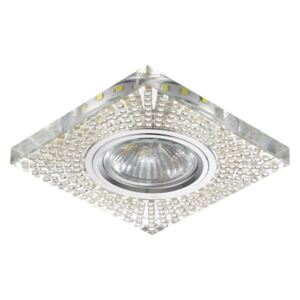 Emithor DOWNLIGHT GU10/50W,0,2W LED CHR/MIR,FLEX