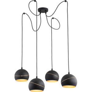 TK Lighting YODA Black 2221