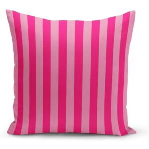 Obliečka na vankúš Minimalist Cushion Covers Pinkie Stripes, 45 x 45 cm