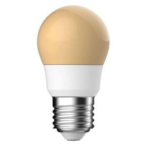 Žiarovka BULB LED G45-3,5W Flame Yellow E27