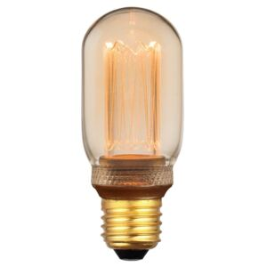 Žiarovka LED T45-3,5W RETRO Gold E27 DIMM