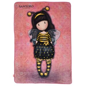 Santoro London - Deka 300g/m² 140x210cm - Gorjuss - Bee Loved